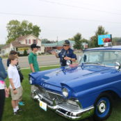 MSP Trooper tells about some history