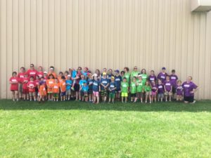 Field Day Participants